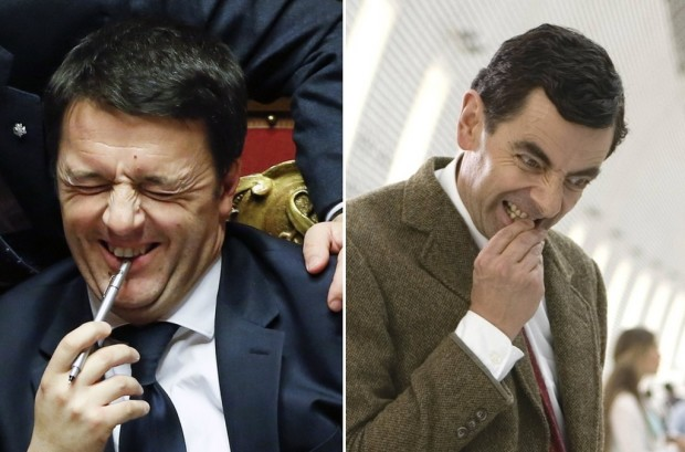 renzi mr bean venetianpost