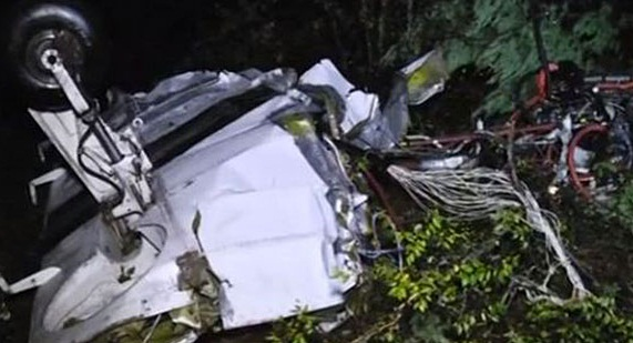 Incidente aereo in Macedonia, perdono la vita cinque veneti