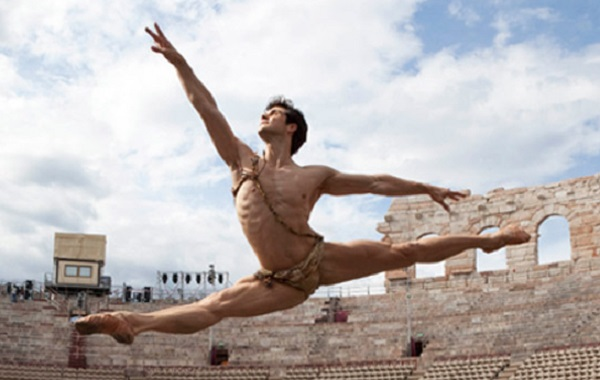 Torna a Verona Roberto Bolle and Friends